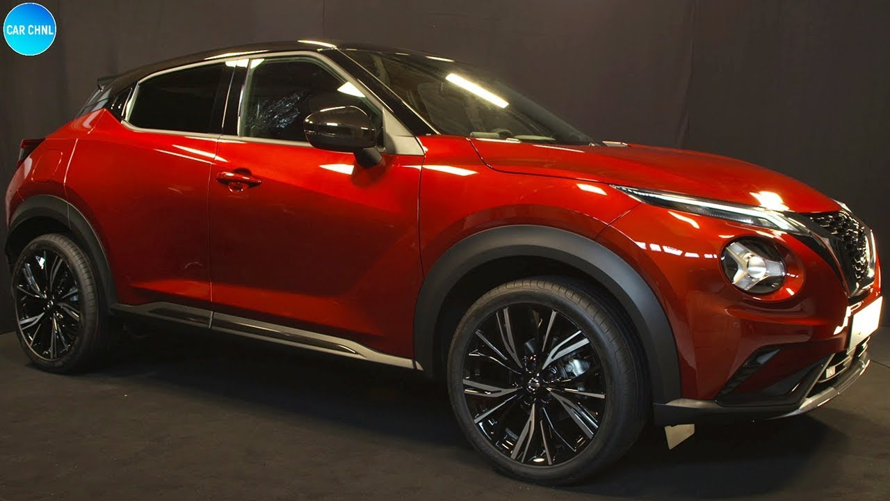 New Nissan Juke 2020 Exterior Interior Details Youtube