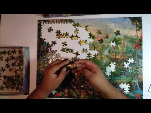 thomas-kinkade-disney-dream-collection-time-lapse