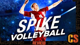 SPIKE VOLLEYBALL  – PS4 REVIEW