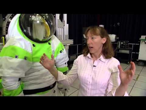 Interview with Amy Ross, Spacesuit Engineer (Part 1) - YouTube