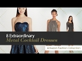 8 Extraordinary Metal Cocktail Dresses Amazon Fashion Collection