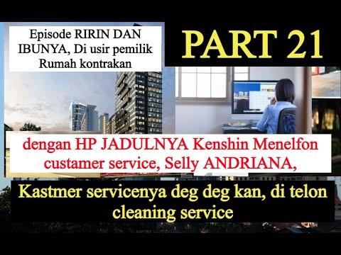 KISAH PEMUDA KAYA YANG JADI CLEANING SERVICE,EPISODE 21