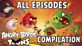 Angry Birds Toons Compilation | Season 2 All Episodes mashup