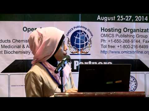 Triana Hertiani   Universitas Gadjah Mada   Indonesia   Pharmacognosy 2014   OMICS International