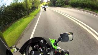 gopro hd 2 zxr 400 bmw r 1200 gs fun