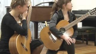 Мастер-класс (гитара)