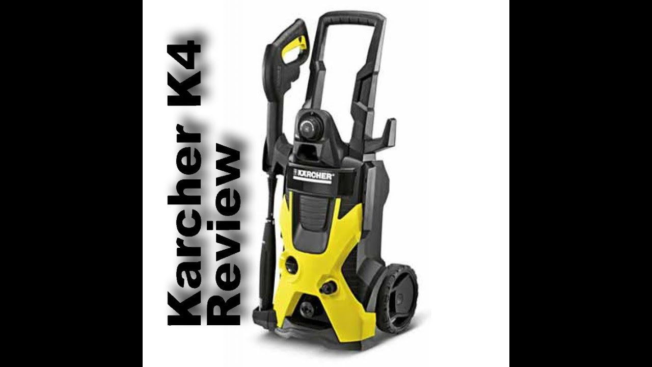 karcher k4 review youtube. Black Bedroom Furniture Sets. Home Design Ideas
