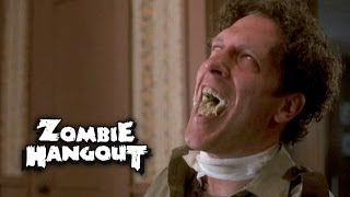Pet Sematary 2 - Zombie Clip 2/9 Table Manners (1992) Zombie Hangout