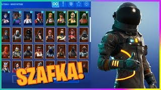 MY CUPBOARD IN FORTNITE! * ALL SKINS! * OPENING ACCOUNT! | K4P1