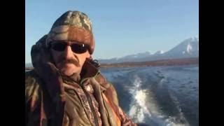 Рыбалка на Камчатке. Палтусы, корюшка