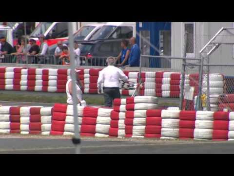 MAGAZINE CIK FIA EUROPEAN CHAMPIONSHIP EVENT4 WACKERSDORF ITALIANO