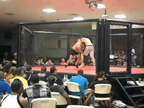 Bushido MMA fighter Cody Smith VS Bobby Thompson   Modern Gl