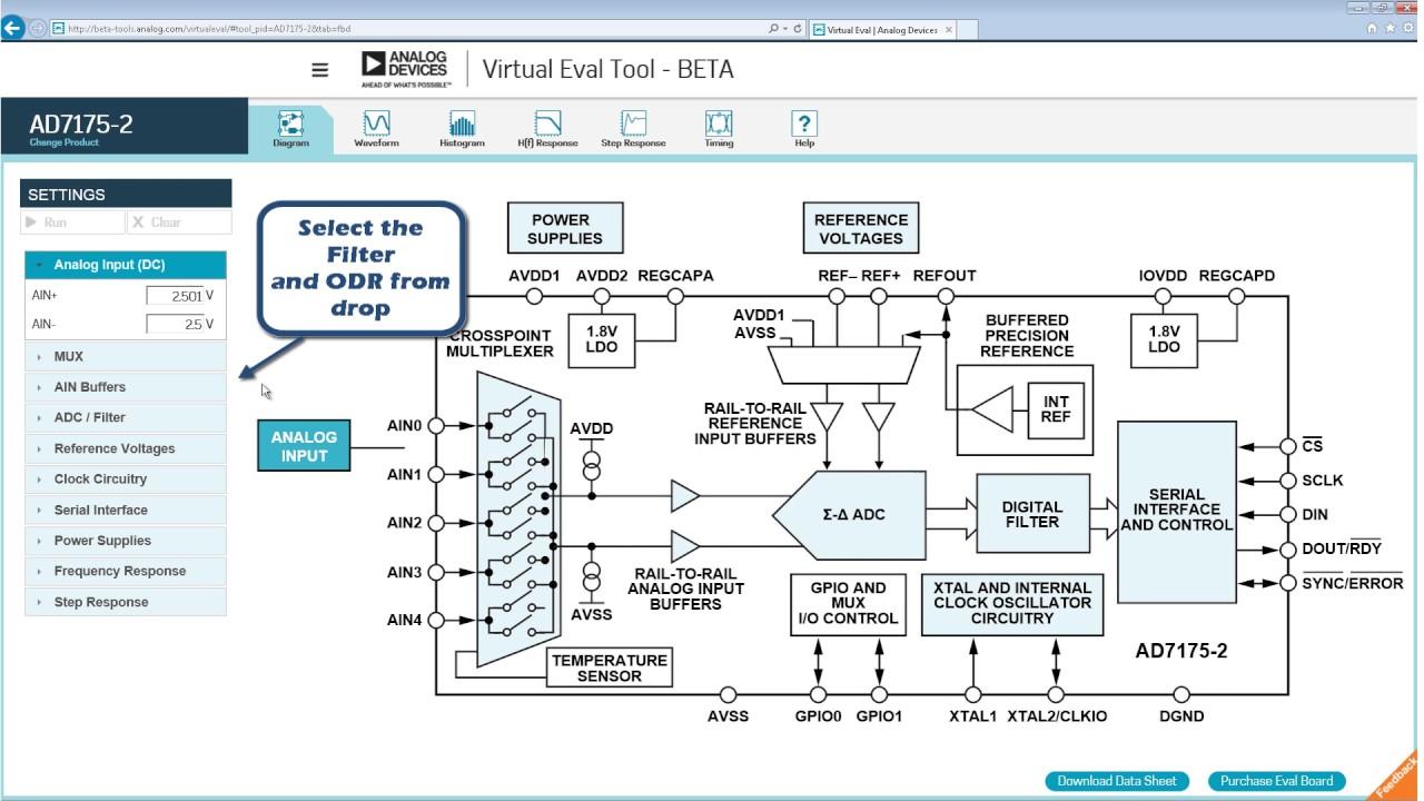 Ad7175 family precision sigma delta adcs wo audio youtube ad7175 family precision sigma delta adcs wo audio baditri Image collections