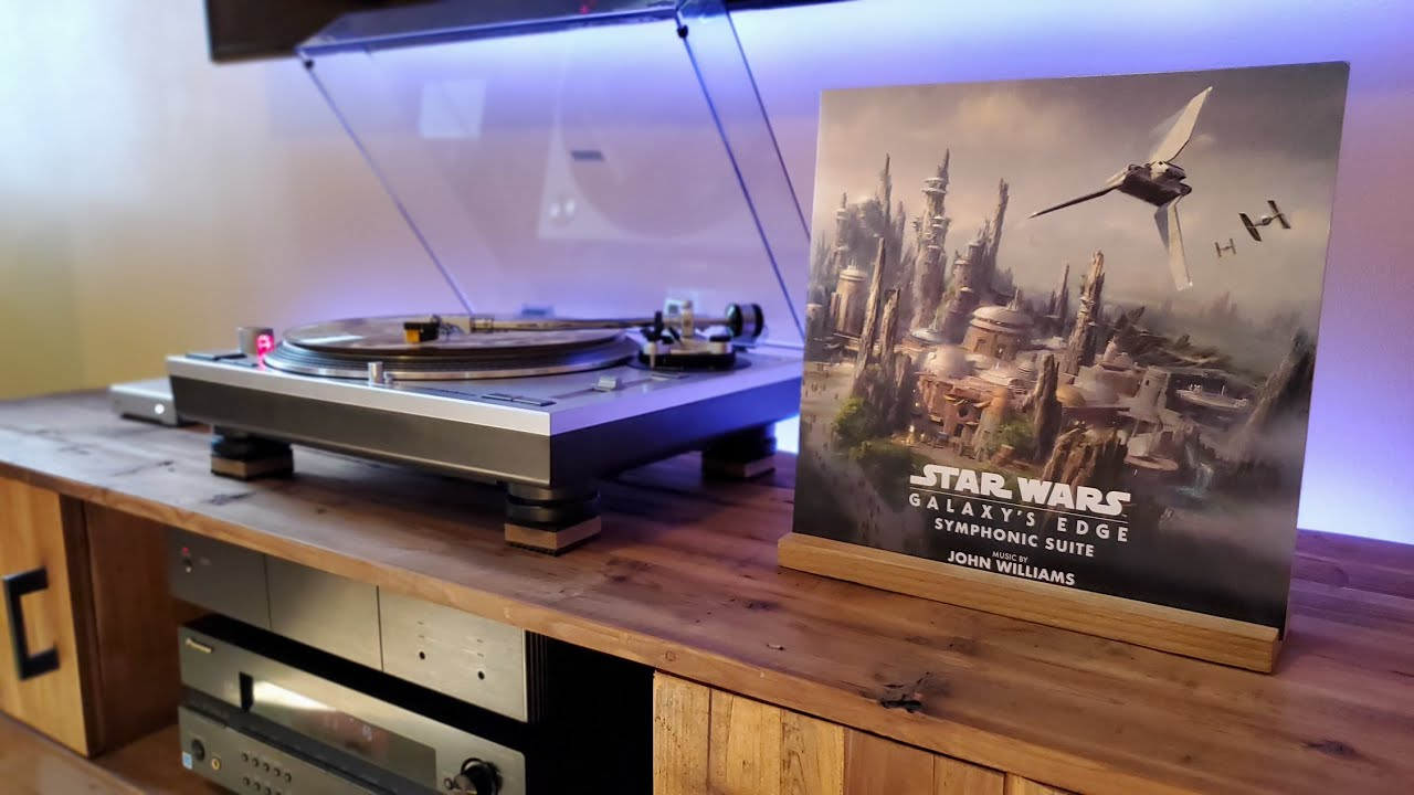 Galaxy S Edge Symphonic Suite Full Vinyl Soundtrack By John Williams Youtube