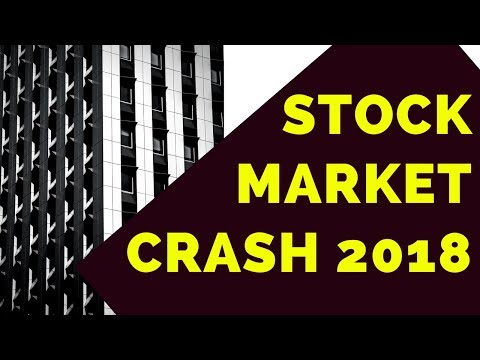 Stock Market Crash 2018 | How To Deal With Losses In The Stock Market