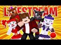 🔴 Minecraft FNAF 6 Pizzeria Simulator - FNAF BUILD FINALE!  Fun.Mineteria.Com (Minecraft Roleplay)