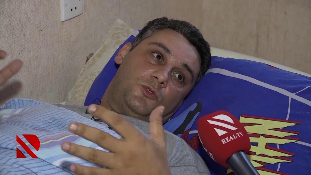 Gəncədəki terror aktında yaralanan polis REAL-a danışdı
