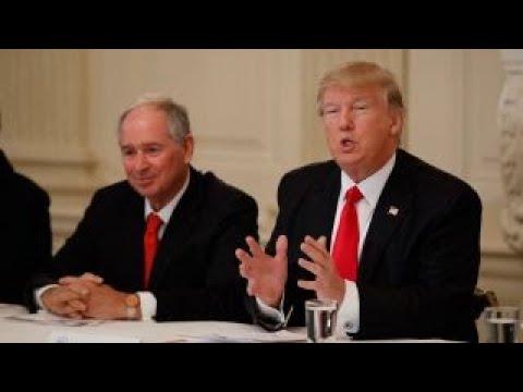 Trump's Strategic and Policy Forum to disband: Gasparino