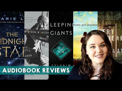 Audiobook Reviews   #1