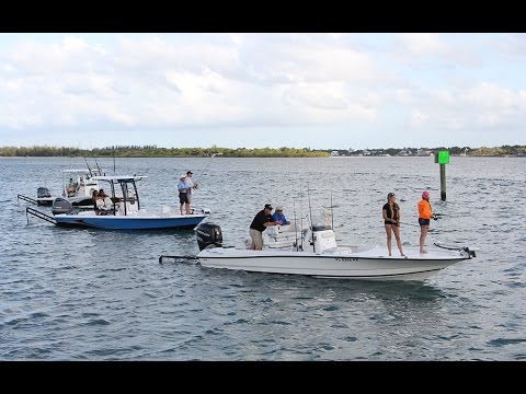 Florida Sportsman Best Boat - Offshore & Inshore, Bay Boats 23 to 27 feet (Part 1)