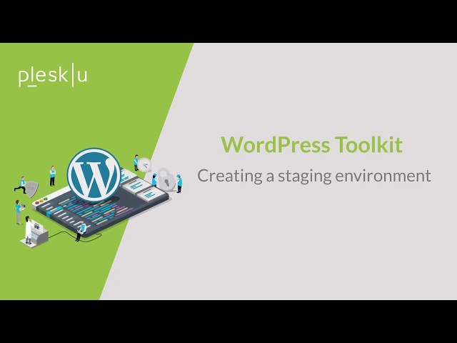 WordPress Toolkit - Creating a Staging Environment