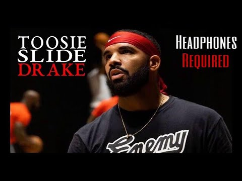 Drake - Toosie Slide (8D AUDIO + Lyrics In Description)