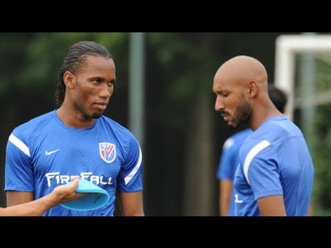 Drogba/Anelka Chinese adventure could end