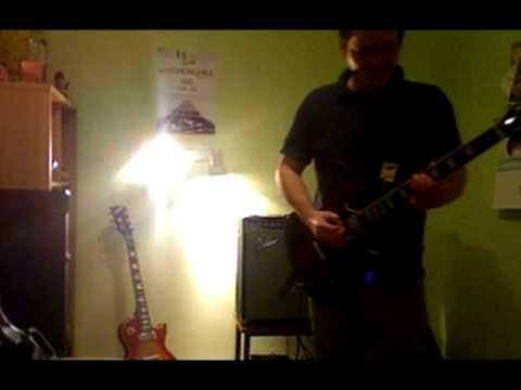 Gibson SG, TS808, Fender Twin Reverb