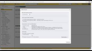 datenbanken24 Tutorial: Daten-Export