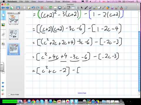 Function Notation Grade 11 University Lesson 1 2 03:02:12
