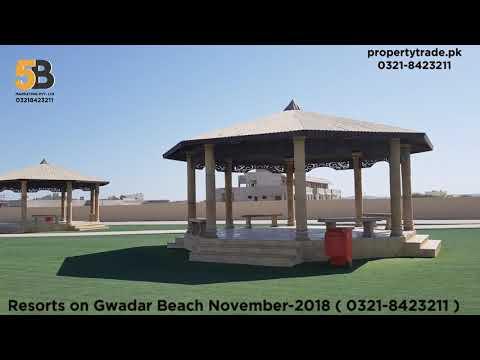 Gwadar Resorts on Beach | November-2018 | Property Trade