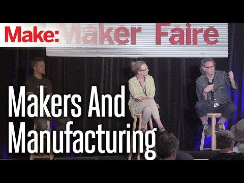 Small, Local & Customized: How Makers Will Re-make Manufacturing