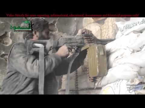 War   18+ Syria War - Insane Urban Clashes As The Alsafwa Islamic Brigade Fighting in Aleppo