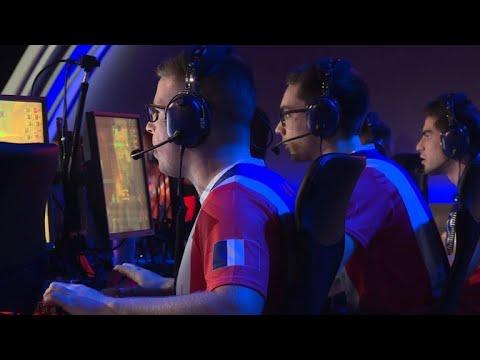 L'Overwatch, phénomène du eSport, fait salle comble à La Défense