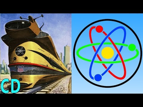 Nuclear powered Planes, Trains and Automobiles