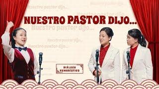 "Reflexión cristiana | ""Nuestro pastor dijo…"" (Diálogo humorístico)"
