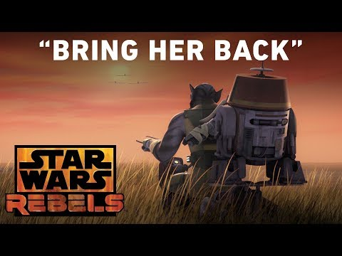 Bring Her Back - 'Jedi Night' Preview | Star Wars Rebels