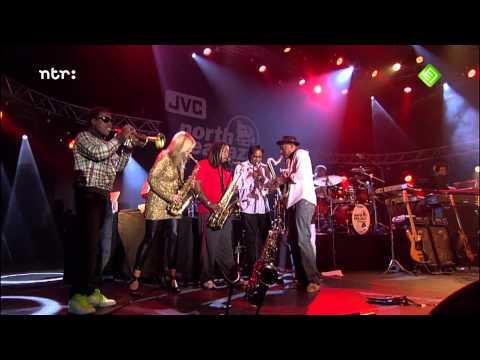 Marcus Miller band - 'Rehab' - North Sea Jazz 2007 HD