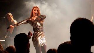 Epica Unchain Utopia HD Live At Vulkan Arena Oslo Norway 04 03 2017