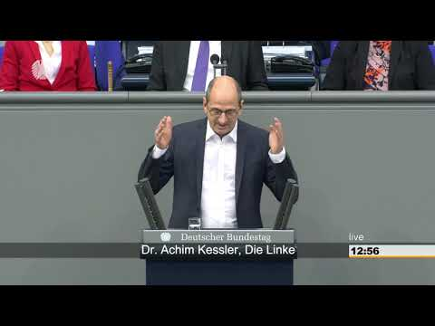 Achim Kessler, DIE LINKE: Ein System für alle - Privatversicherte in GKV überführen