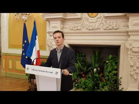 Jan Pabisiak - Youth Delegate to the Council of Europe application