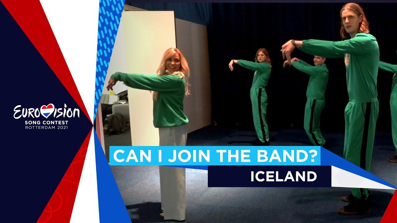 Daði & Gagnamagnið recruits Krista Siegfrids  - Iceland 🇮🇸  - Eurovision 2021