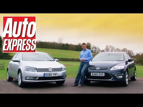 vw-passat-vs-vauxhall-insignia-vs-ford-mondeo-review---auto-express