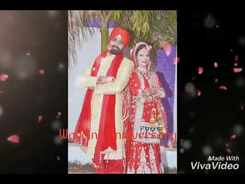 Marriage anniversary song st anniversary youtube