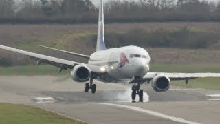 Wildest and Wackiest Winter 18/19 landings and takeoffs