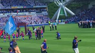 Huddersfield Town VS Arsenal