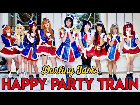 Happy Party Train Dance Cover - Aqours [LOVE LIVE SUNSHINE!]