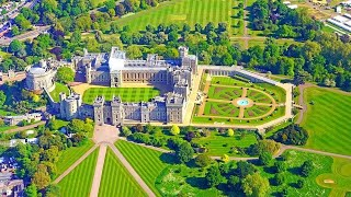 Take a Tour of the Queen's Six Amazing Royal Palaces Across the UK