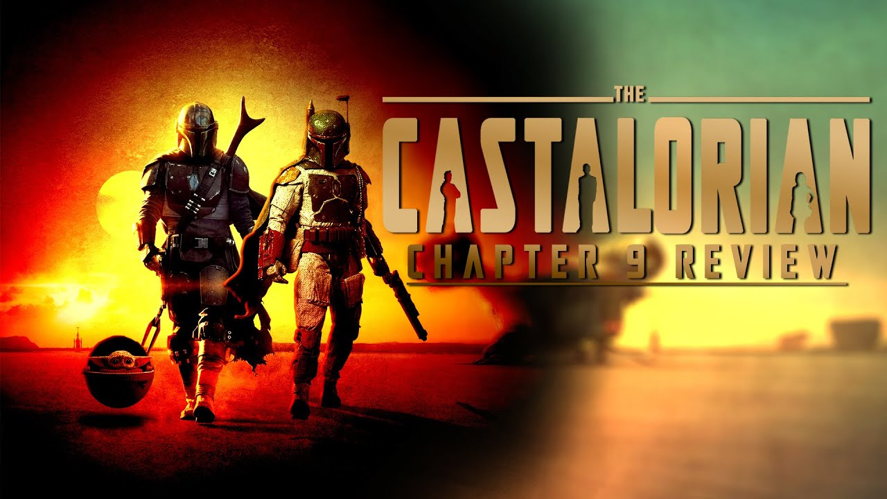 Castalorian - Chapter 9 Review (Mandalorian)