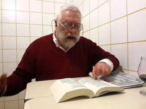 DIVINA COMMEDIA-CANTO II PURGATORIO- Piero CALUORI